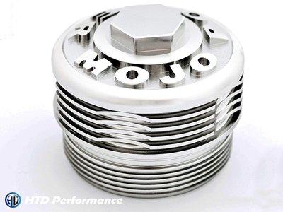 【樂駒】MOJO POWER PORSCHE 鋁合金 機油 上蓋 陽極 散熱 散熱鰭片 降溫 6061-T6 加裝