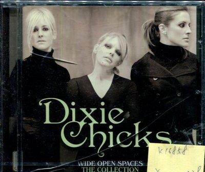 *真音樂* DIXIE CHICKS / WIDE OPEN SPACES 全新 K16858 (殼破)