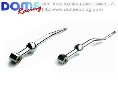 『通信販售』D.R DOME RACING CIVIC K8 EK 6代 雙灣 短行程快排 附配重排檔頭 快排 鐵製