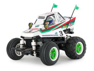 創億RC TAMIYA 58662 Q版蚱蜢 1/10 COMICAL GRASSHOPPER WR - 02CB