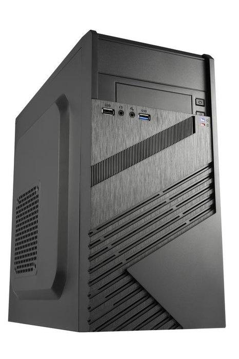 【捷修電腦。士林】破盤價 INTEL 電競主機  G6400 + 8G + H410M-K+120 SSD+ 1TB