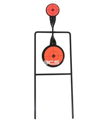 【WKT】鋼製 戶外雙靶 (泥土練習靶...