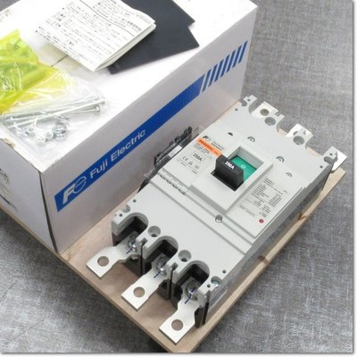 BW400RAG,3P 350A WA斷路器,用於帶輔助開關的直流高壓電路(富士電機) 新品 BW4OORAG,3P BW400RRG,3P BW400AAG,