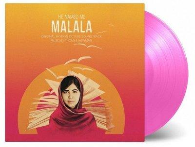 【黑膠唱片LP】他叫我馬拉拉 HE NAMED ME MALALA / 湯瑪士紐曼---MOVATM069