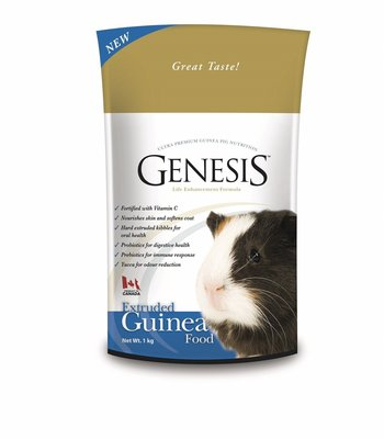 *COCO*加拿大Genesis創世紀-天竺鼠食譜5KG 天竺鼠飼料主食