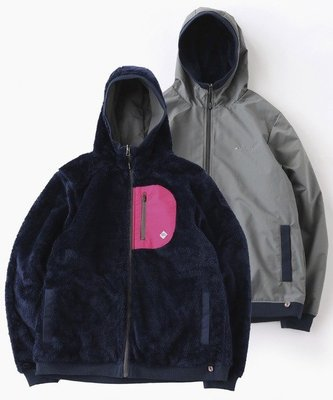 *Mars*台中實體店 gym master Bore x nylon reversible outerwear 外套