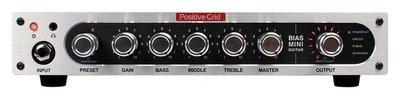 【成功樂器 . 音響】Positive Grid Bias mini Guitar 迷你 數位 前級 電吉他 音箱頭