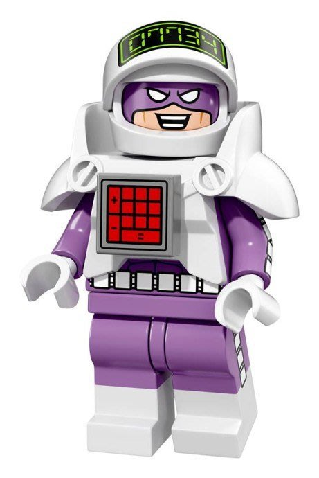 現貨【LEGO 樂高】Minifigures人偶系列: 蝙蝠俠電影人偶包抽抽樂 71017 | #18 計算機先生