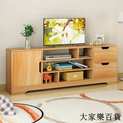 電視柜小戶型現代簡約茶幾組合臥室北歐新款地柜客廳簡易電視機柜