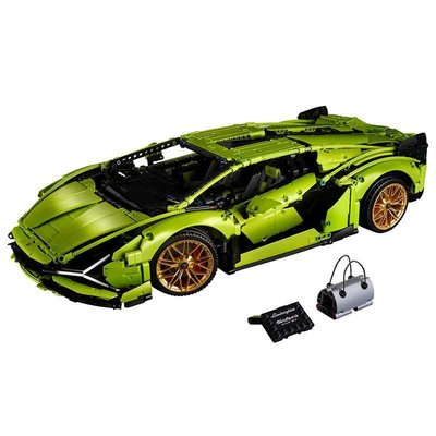 模型【正品】樂高積木玩具42115蘭博基尼跑車拼裝模型機械組罐罐