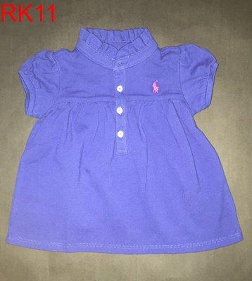 【西寧鹿】 Ralph Lauren Polo 12個月大 童裝 絕對真貨 美國帶回 可面交 RK11
