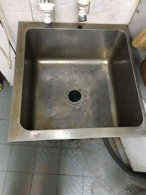 不鏽鋼深水槽 2尺