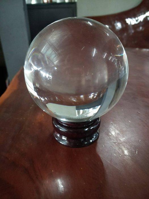 二手家具全省估價(大台北冠均 新五店)二手貨中心--風水擺飾水晶球 風水球 居家飾品 X-9070102