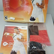 Wii sport active personal trainer