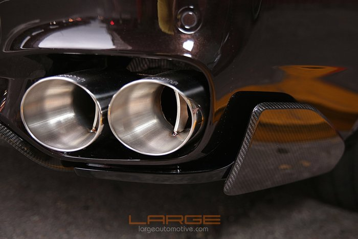 【樂駒】BMW F15 X5 M Performance Carbon 後側 碳纖維 定風翼 飾板 改裝 套件 精品