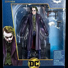 DC MULTIVERSE JOKER THE DARK KNIGHT SIGNATURE COLLECTION ACTION FIGURE