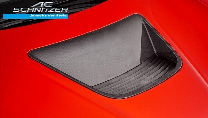 【樂駒】AC Schnitzer BMW I8 Carbon 碳纖維 引擎蓋 輕量化 外觀 空力 配件 套件 飾板