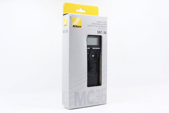 【高雄青蘋果】Nikon MC36 MC-36 原廠 電子 快門線 二手#11754