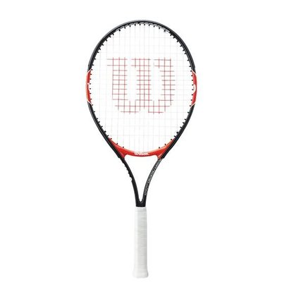 (A7) Wilson WRT200800 高強度碳鋁合金 青少年網球拍 Roger Federer 25 [迦勒]