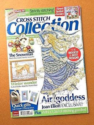 紅柿子【英文彩色版•CROSS STITCH collection 十字繡作品集 Issue 191】全新.