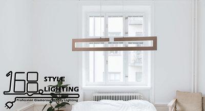 【168 Lighting】光軌跡《LED吊燈》(兩款)長款GE 81016