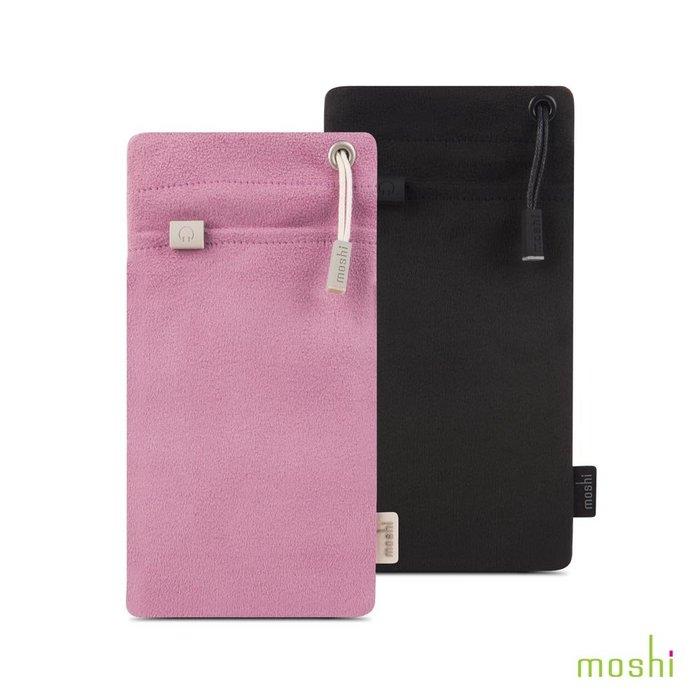 moshi iPouch Plus 超細纖維保護袋 iPhone 11 Pro Max iPhone7/8 Plus
