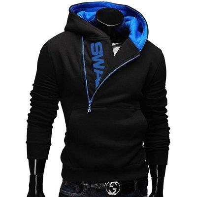 GYM clothes men leisure bodybuildig sport Sweater連帽衛衣男百衣百順TDR345