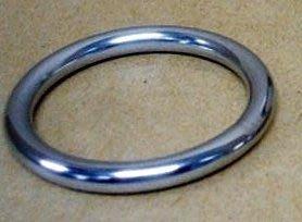 【金便宜】 4*25mm 白鐵圓圈環  內徑25 不銹鋼 圓環 鐵環 圈環 白鐵環 304材質 317S 台製 批發價