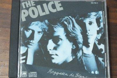 The Police-reggatta de blanc-法版,有IFPI