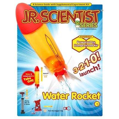 Jr.Scientist大人科學物理實驗玩具水動力發射的火箭創意益智玩具