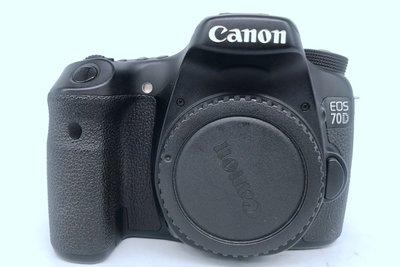 數碼相機金典二手Canon佳能70D 77D 90D單機身中端單反相機數碼高清屏攝影
