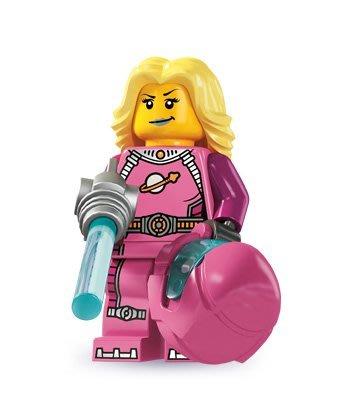 現貨【LEGO 樂高】積木/ Minifigures人偶系列: 6代人偶包抽抽樂 8827 | 女太空人