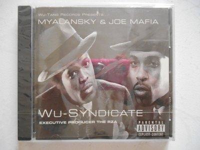 Wu-Tang Presents Wu-Syndicate - Wu-Syndicate 進口美版