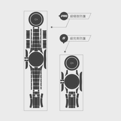【IRT - 只賣膜】浪琴 康卡斯潛水系列 腕錶專用型防護膜  S級極致防護 手錶全機包膜 L3.781.4.76.9