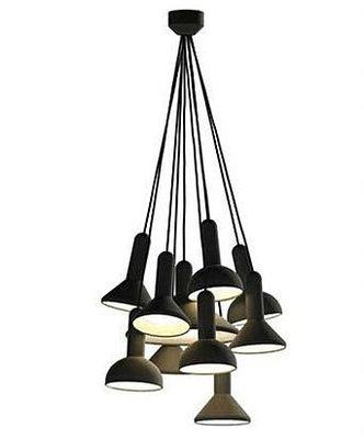 新款【靈感】Established & Sons Torch Lamp 單燈 手電筒吊燈312/1P