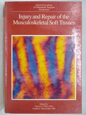 【月界2】Injury and Repair of the Musculoskeletal … 〖大學理工醫〗DAR