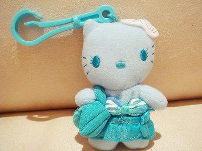 全新 McDanold s 麥當勞贈送 Hello Kitty 藍色比基尼玩偶吊飾,低價起標無底價!免運費!