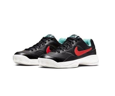 【Cool Shop】Nike Court Lite Tennis 845021-008 復古 休閒運動鞋 老爹鞋 黑紅