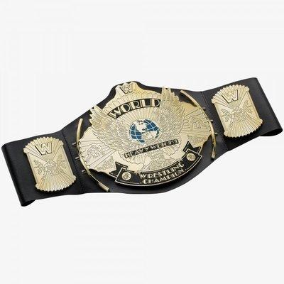 [美國瘋潮]正版 WWE Winged Eagle Championship Toy Belt飛鷹圖騰玩具版冠軍腰帶熱賣