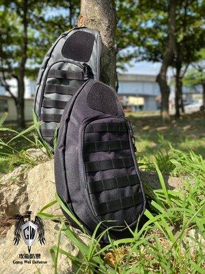 [攻衛] 多功能防彈側背包(無防割款) Bulletproof  Backpack.