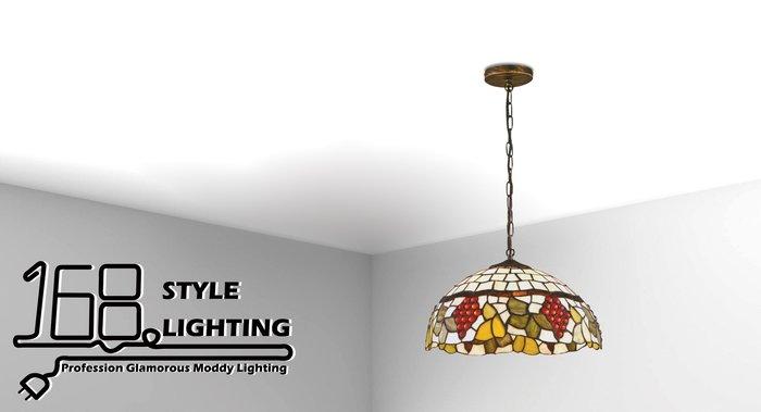 【168 Lighting】葡萄枝葉《第凡內吊燈》GI 71229-2
