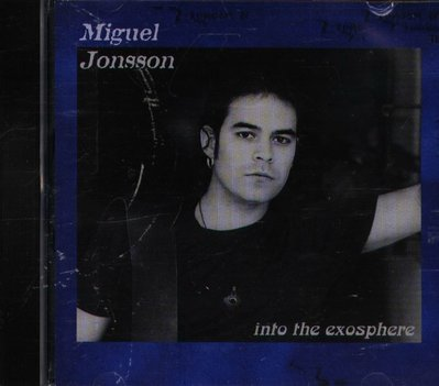 K - Miguel Jonsson - Into the Exosphere - 日版