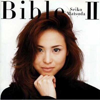 日版全新未拆 - 松田聖子 --- Bible 2 ( 2CDs )
