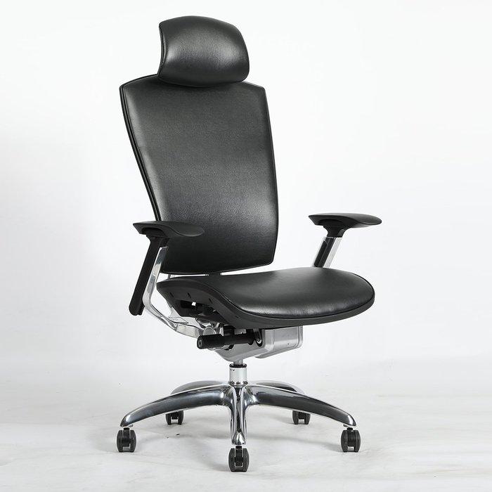 【YOI傢俱】Whale™ Craft 真牛皮 (有頭枕) YBB-A1-1