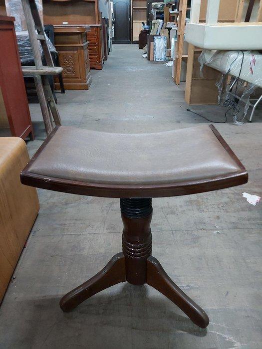 巨業搬運寄倉=更新二手倉庫 鋼琴椅 升降椅 單人琴凳 椅子
