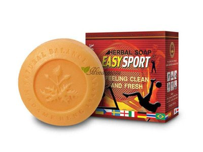 泰國 興太太Madame Heng 草本動感活力皂 Easy Sport Herbal Active Soap 150g