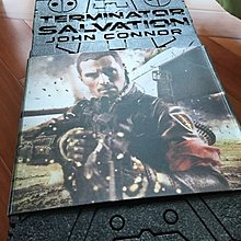 Brand New 絕版 未來戰士 Hottoys Terminator Salvation John Connor (第二版頭雕) & T-600 1/6 12 inch