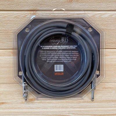 【成功樂器 . 音響】美國大廠 G&H Plugs Expressionz Cable 原廠導線 15ft 一直一L