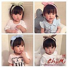 髮帶 兔耳朵 寶寶 兒童 韓版 髮飾