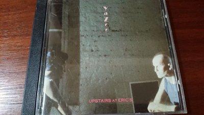 YAZOO UPSTAIRS AT ERIC'S經典1986年AAD錄音專輯絕版罕見盤